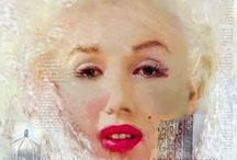 Marilyn Monroe / Dedicated to the glamour, beauty and controversy of Hollywood icon, Marilyn Monroe.