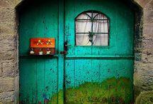 Kauniita ovia