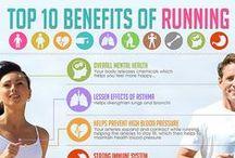 Bieganie/Jogging / Nie mogę wytrzymać dnia bez przebiegnięcia choćby kilku kilometrów. Jedyny sport, który można uprawiać wszędzie!