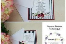 Rustic Invitations / Stunning Rustic designs for your special event