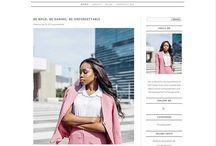 Design Work | Wordpress Websites/Blogs / Wordpress websites/blogs by Nothando Tembe Communications