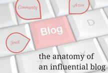 Blogging / Blog training, resources and inspiration. / by Be A Fun Mum