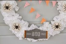 Halloween / A collection of fun and spooky Halloween projects, crafts, decorations, recipes and more. / by Amy Buchanan | AttaGirlSays.com