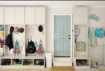 Organizing / My quest at organization in life and for every room in the house. / by Amy Buchanan | AttaGirlSays.com