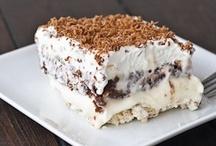 Food Ideas / Things I'd love to try! Please also follow my Recipe Box board :) / by Jennifer Trueman