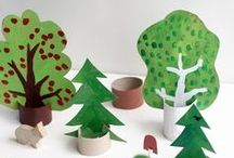 Imaginative Play Scenes for Kids / Imaginative Play Scenes / by Be A Fun Mum