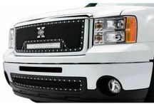 Making Trucks Better / Get more out of your pickup and stand out from the crowd by adding truck accessories to your ride. Here are some of our favorites.  / by RealTruck.Com