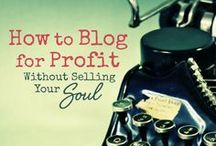 Blogging / The best tips about running a blog, growing a blog and promoting your online business through social media.