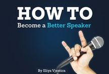 Present Yourself / Collection of tips for presentations from what to wear to what to say.