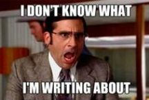 Have a Laugh / The humorous side of writing, education, and life.