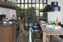 Kitchen Interiors / Kitchen interiors, design and ideas