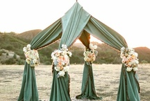 Ceremony Decor  / by Ashley Summers