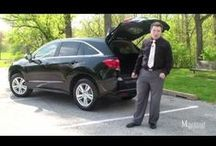 Acura Video Reviews / Check out these videos from our YouTube channel! You'll find car reviews, introductions, test drives, walk-arounds, and more!    / by Mungenast St. Louis Acura
