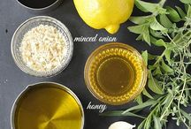 Healthy Salad Dressings- Homemade