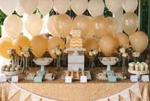 Gender Reveal/Baby Shower / by Stacey G