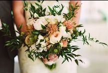 Wedding Bouquets / Gorgeous bouquets carried by local brides!