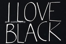 All Dresses Black and Beautiful / My black (dress) is beautiful :) / by E. Whaley