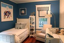 Emiliano's Room / Emiliano's nursery and toddler room / by Stacey G