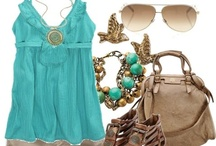 All Things Summer Chic / by E. Whaley