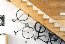 Visual Stock (Bicycle in Interior)