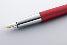 LAMY new Royal Red Studio / LAMY new Roral Red Studio, fountain pen, rollerball, ballpoint pen / by Lamyusa Pens