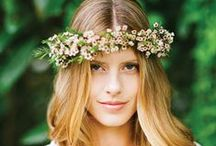 Bridal Accessories / Accent jewelry and hair pieces for your wedding day