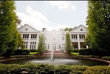 Charlotte Wedding Venues / Wedding locations and venues for wedding receptions and ceremonies in and around Charlotte, NC.