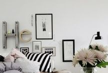 New apartment inspiration / by Anne C