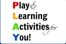 PLAY Activities for Kids / Come play with us!  Here, you will find tons of activities to help kids play, learn, and grow!  Crafts for kids, science experiments, seasonal activities, play recipes, slime, and so much more! ***(PIN FOR A PIN- please repin something from the board for every pin you leave-- to help others grow!) 3 pins a day