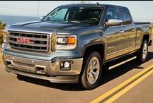 GMC Trucks / Find the coolest pictures and videos of GMC trucks right here. From accessorized and custom GMC pickups to news about upcoming GMC truck releases, we'll share it all right here. / by RealTruck.Com