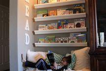 Kid Spaces/ Playroom / Ideas, tips, and DIY projects for kids spaces (rooms and play spaces) #kids #kidspaces #playroom