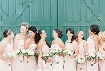 Bridesmaids / Bridesmaids / by Charlotte Wedding