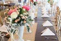 Wedding Tablescapes / Wedding Table Designs