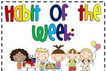 """7 Habits of Happy Kids / Resources for Sean Covey's """"The 7 Habits of Happy Kids"""""""