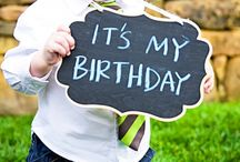 Emiliano's Birthday Party Themes / Just a few ideas for Emiliano's first birthday and the many more to come! / by Stacey G