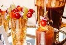 Wedding Cocktails / Wedding Cocktails