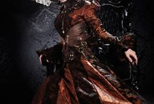 Steampunk Couture / Vintage and Steampunk Fashion couture favourites