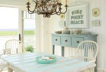 For the Seaside Retreat  / Daily Inspirations for your dream house on the Cape, and other Seaside treasures.  / by Yale Appliance