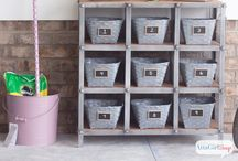 Atta Girl Organizes / My organization projects  / by Amy Buchanan | AttaGirlSays.com