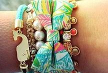 Bows and Pearls and Preppy Girls / by Sarah