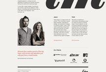 Newspaper magasine design