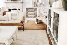 interior home / interior home | white + farmhouse + organization + decor + on a budget + DIY + ideas + rustic + country + cozy + vintage + bedroom