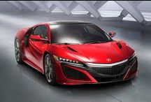 The Acura NSX / by Mungenast St. Louis Acura