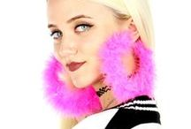 39 Of The Fuzziest Fall Accessories Ever / Fur real. http://www.mtv.com/news/1991088/fuzzy-accessories/