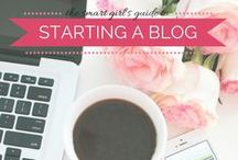 Starting a Blog / Blogging Resources to Help You Get Started and Bring Attention to Your Brand