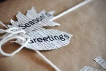 'Tis the Season / Let us help you step into the season with your favorite literature characters.