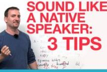 International Student Resources / Here are some quick tips to help anyone master the English language, write and speak well.
