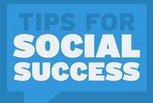 Social Media Strategies / General Social Media Strategies Across Multiple Platforms