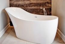 Tran·quil·i·ty Bathroom  / Quality or state of being Tranquil; Calmness; Peacefulness; Quiet; Serenity. / by upper Ashelon services