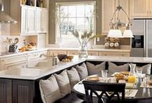 Kitchen/Dining / by Kirsty Scicluna
